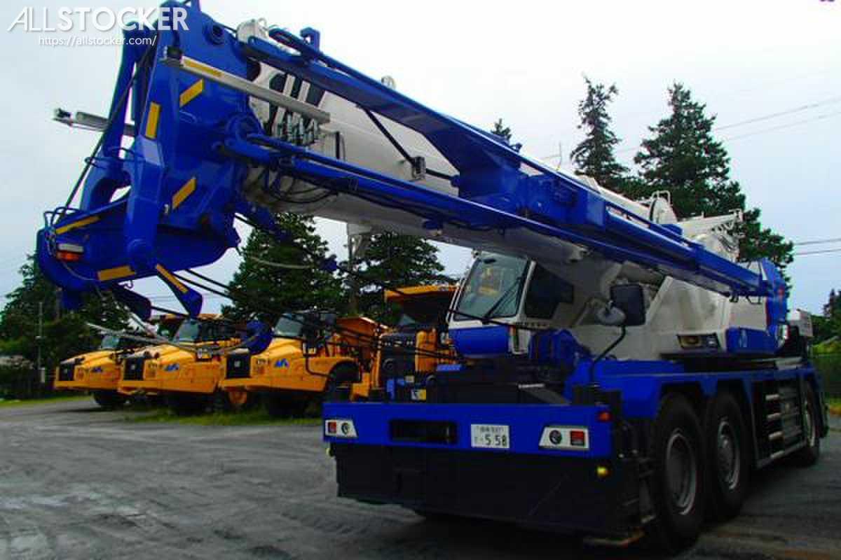 TADANO GR500N-2 Cranes | Used Construction Equipment, Vehicles
