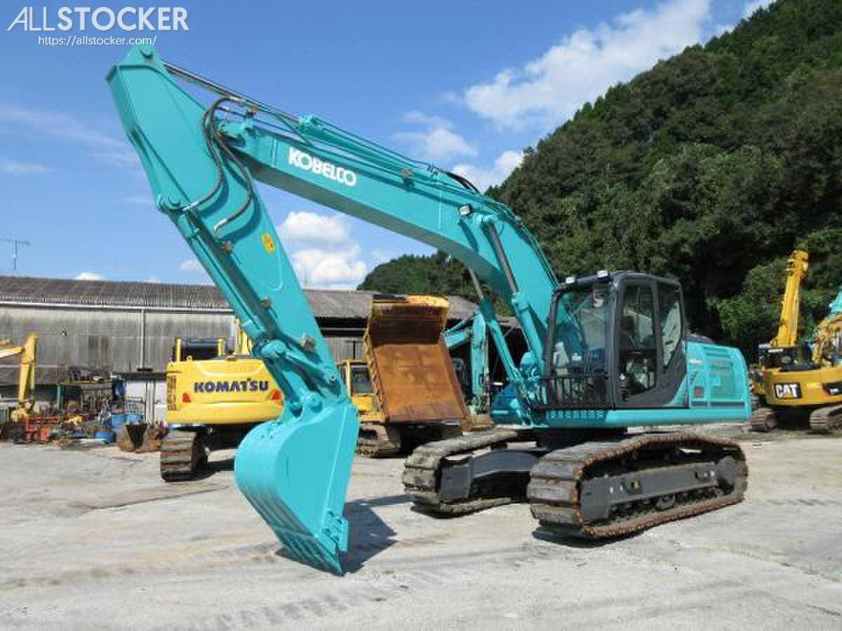 KOBELCO SK200-9 Excavators 2017Y 729H   Used Construction