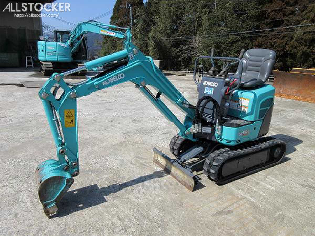 KOBELCO SK008 Mini Excavators | Used Construction Equipment