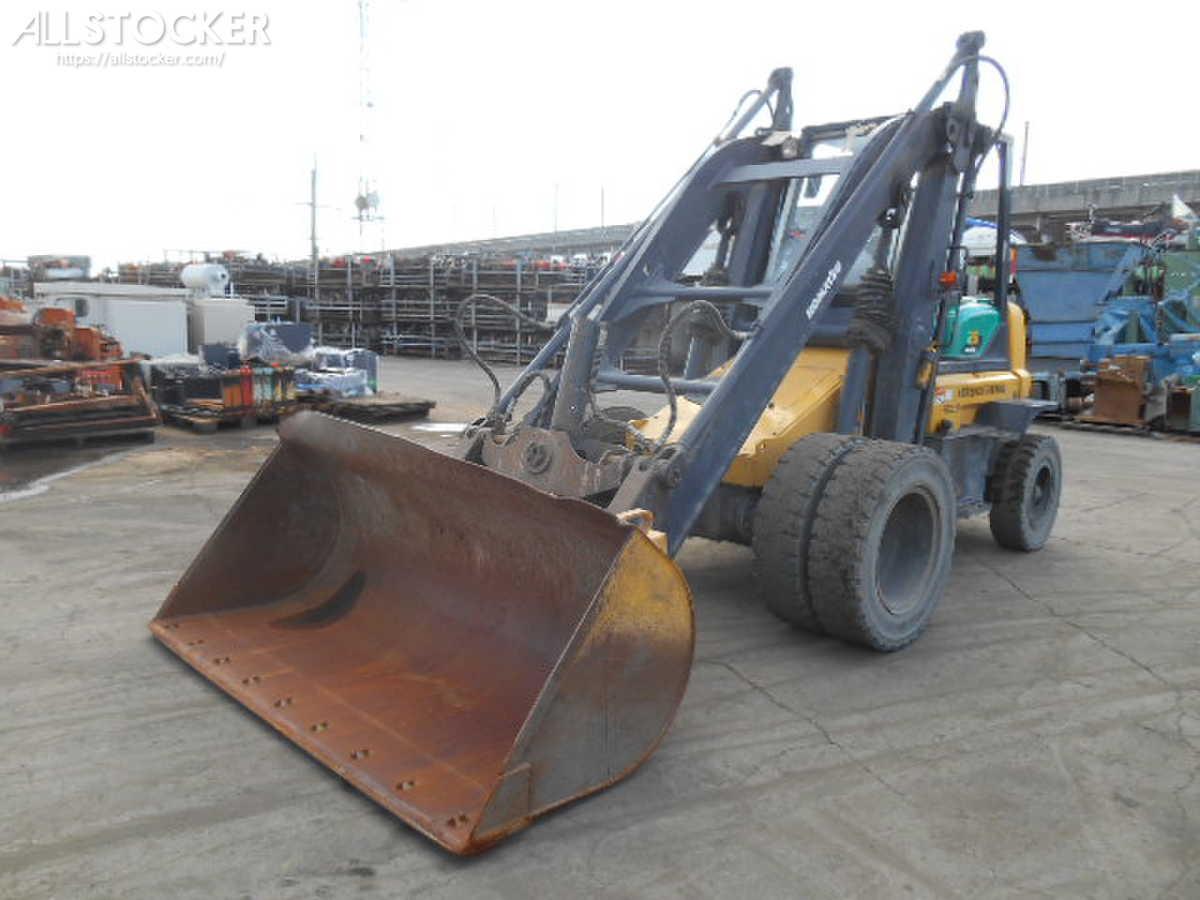 KOMATSU SD25-6 Wheel Loaders | Used Construction Equipment, Vehicles, and  Farm Machinery for Sale | ALLSTOCKER