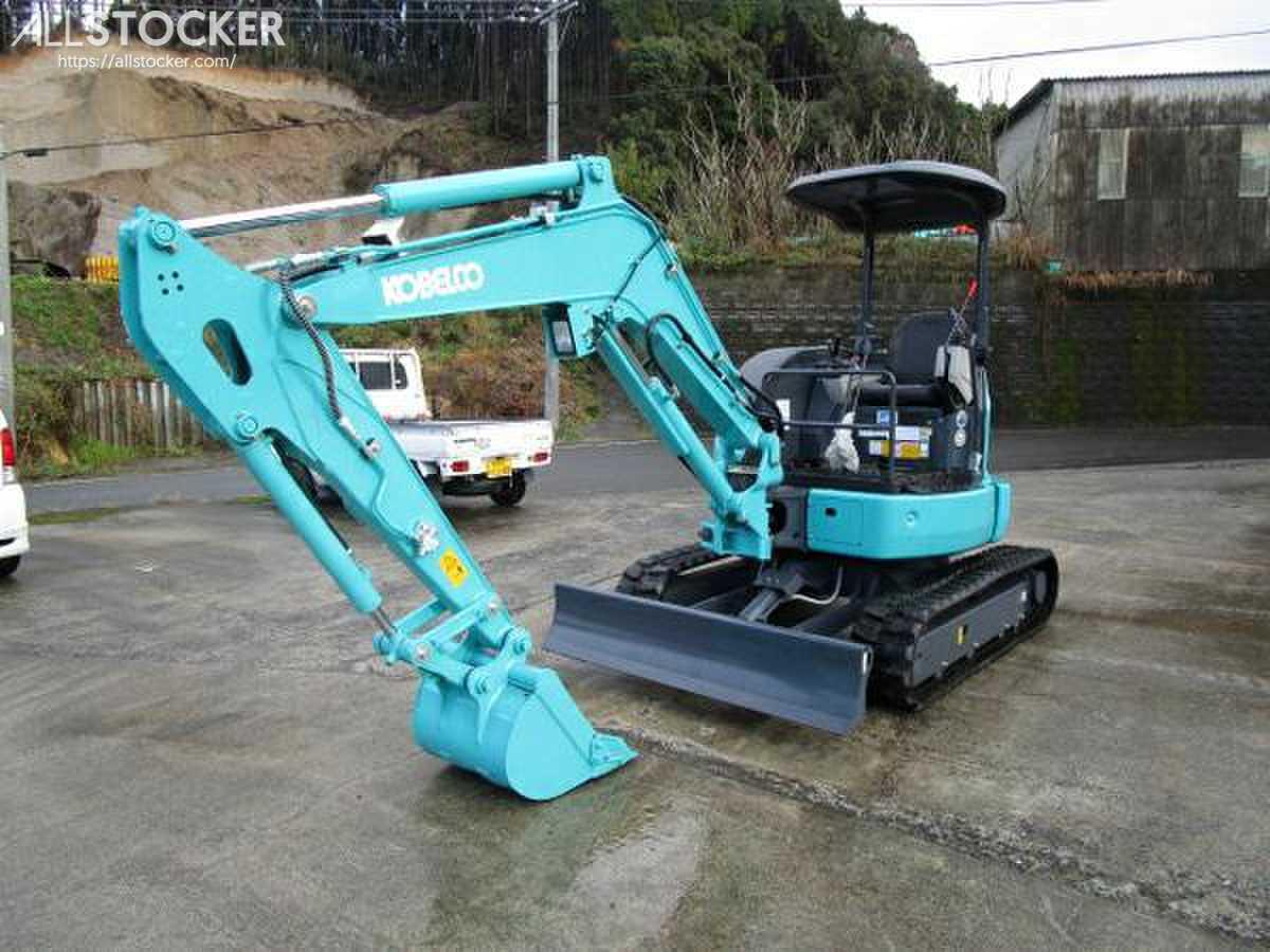 KOBELCO SK35SR-6 Mini Excavators 2018Y 1H | Used