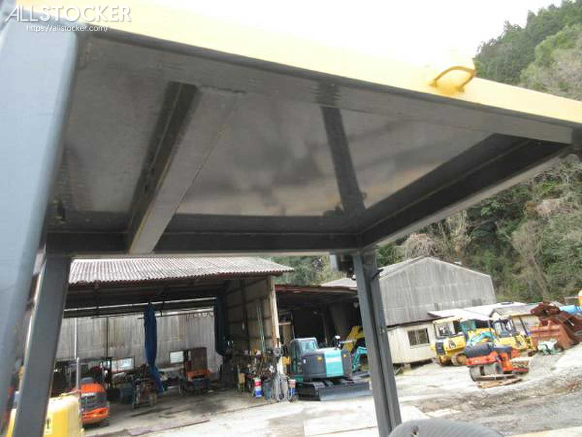 KOMATSU D21A-8E0 Dozers | Used Construction Equipment