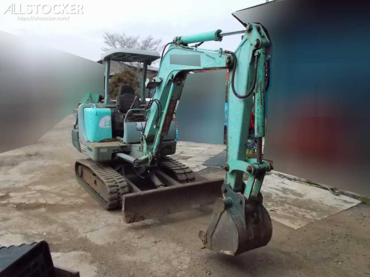 YANMAR B27 Mini Excavators -Y -H | Used Construction