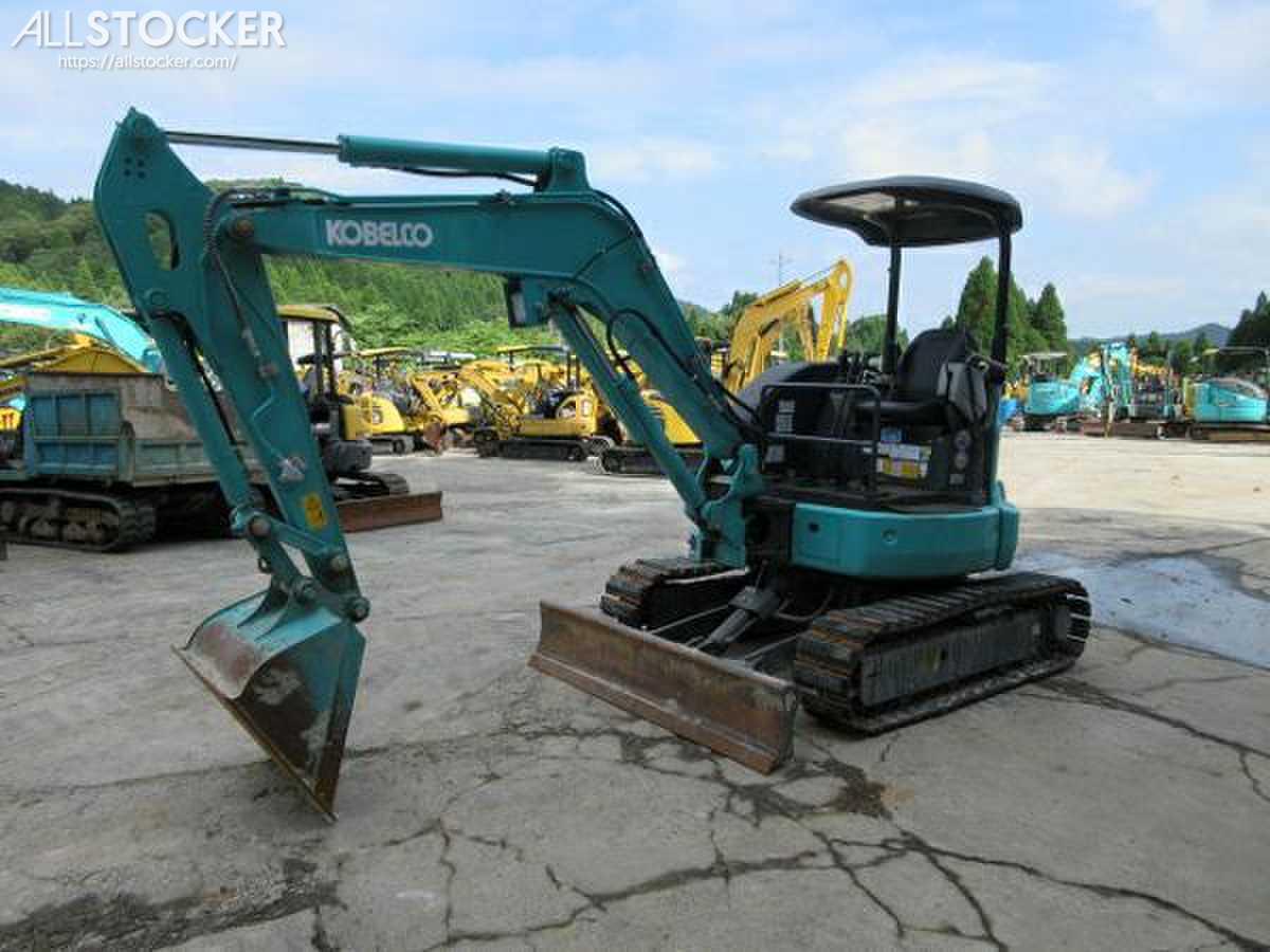 KOBELCO SK35SR-6 Mini Excavators | Used Construction