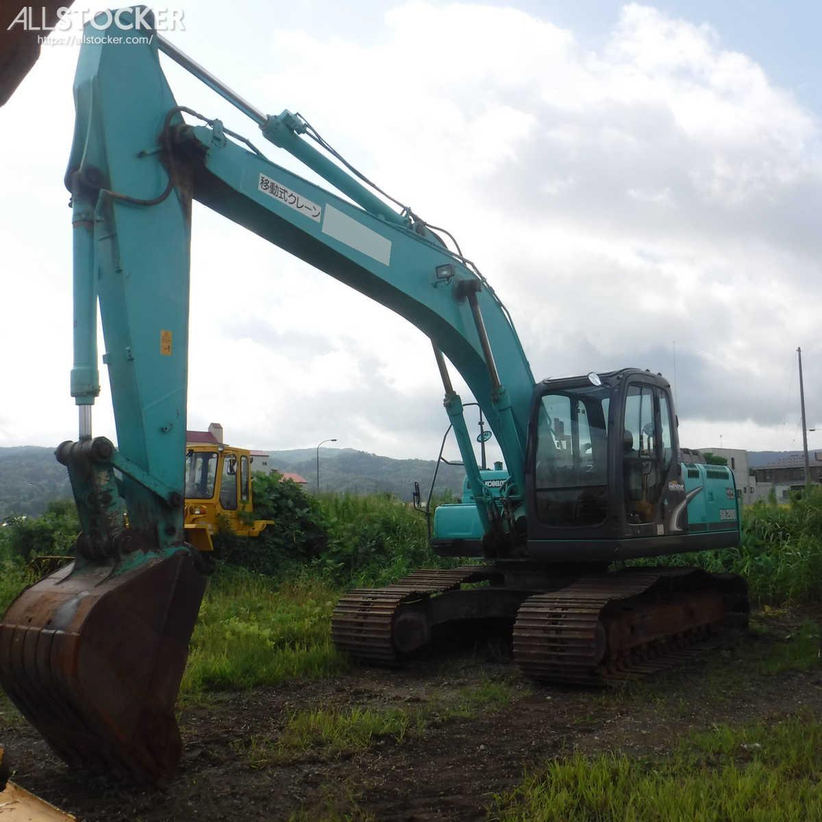 KOBELCO SK200-8 Excavators 2009Y 8503H Niigata-ken   Used