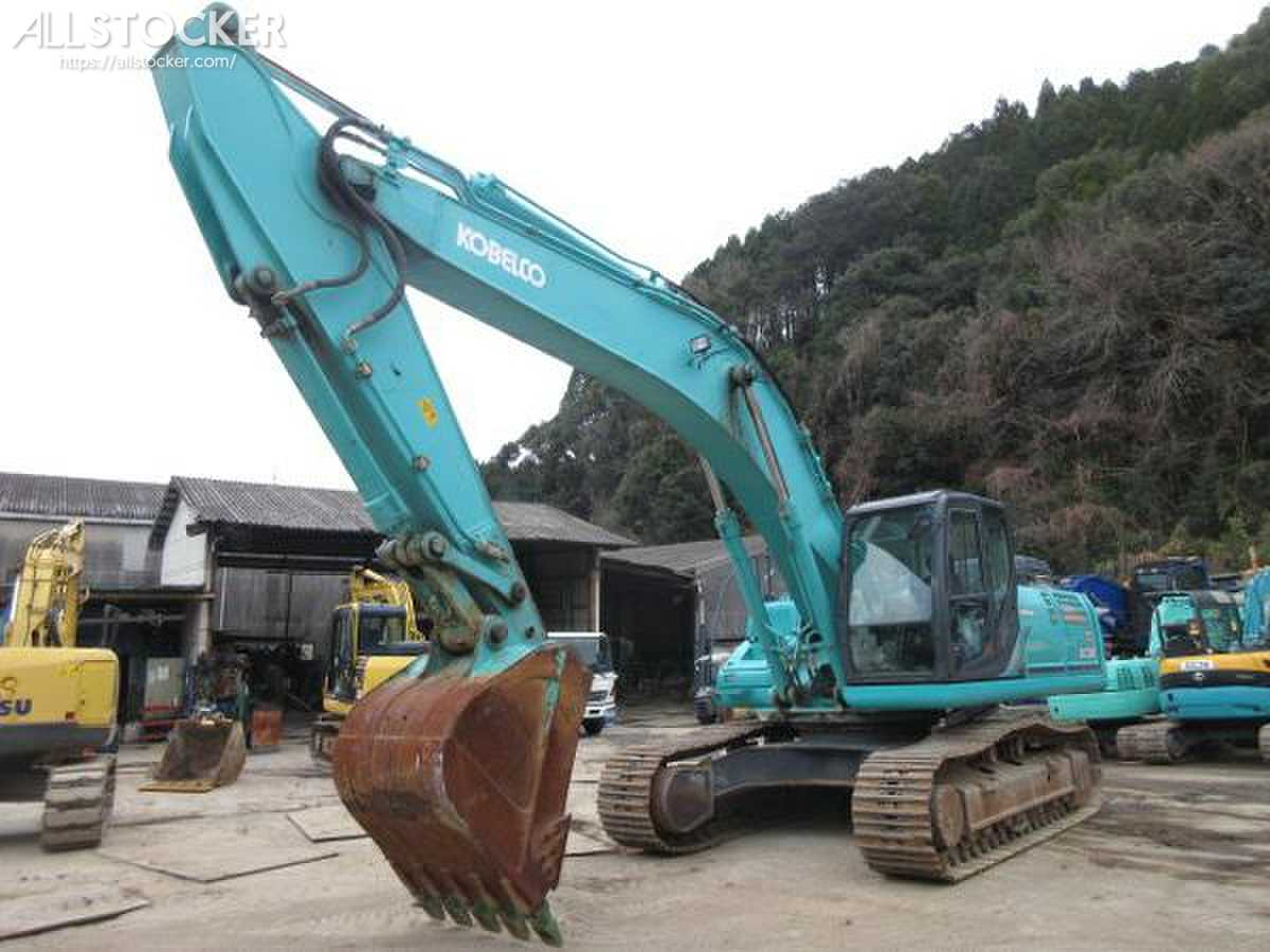 KOBELCO SK330-9 Excavators 2014Y 1725H   Used Construction