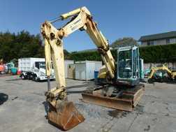 Mini Excavators YANMAR B7-5A