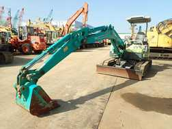 Mini Excavators YANMAR VIO50-5