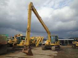 Excavators KOMATSU PC120-8