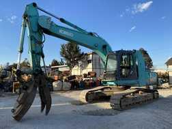 Excavators KOBELCO SK250LCD-6ES