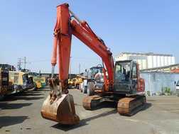 Excavators HITACHI ZX120