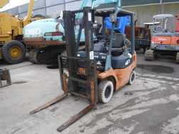 Forklifts TOYOTA 7FD10