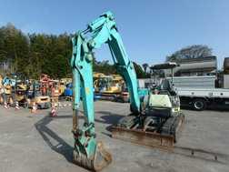 Mini Excavators YANMAR B6-6A