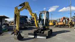 Mini Excavators YANMAR B4-6A
