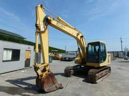 Excavators KOMATSU PC120-6E0