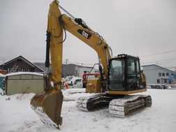 Excavators CAT 311DRR