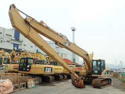 Excavators CAT 320DL