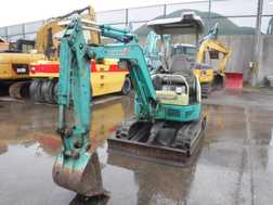 Mini Excavators YANMAR VIO20-3