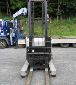 NISSAN P1B2 Forklifts 2010Y 10669H Hyogo-ken | Used