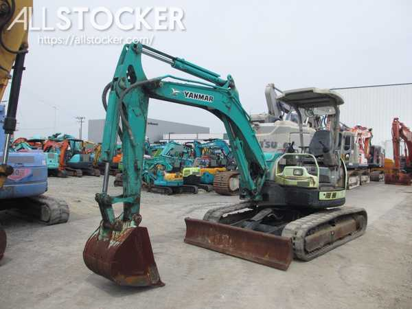Mini Excavators YANMAR VIO40-5B