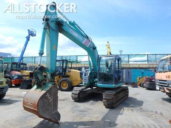 Excavators KOBELCO SK115SR-1ES