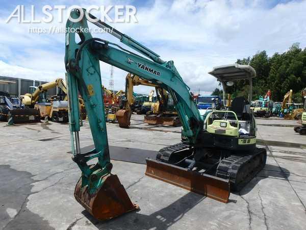Mini Excavators YANMAR VIO50-5B