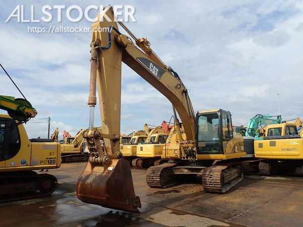 Excavators CAT 320D